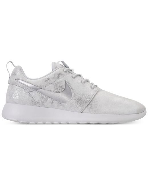 new arrival a5f68 64a12 ... Nike - Multicolor Roshe One Premium Casual Sneakers From Finish Line -  Lyst ...