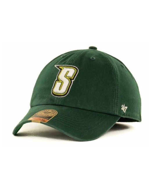 47 Brand | Green Siena Saints Ncaa '47 Franchise Cap for Men | Lyst