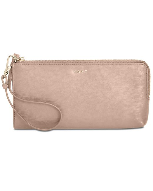 DKNY - Multicolor Bryant Medium Zip Pouch, Created For Macy's - Lyst