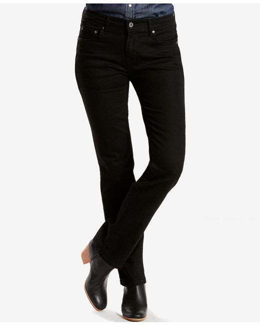 Levi's - Black 508 Straighttm Fit Legacy Wash Jeans - Lyst