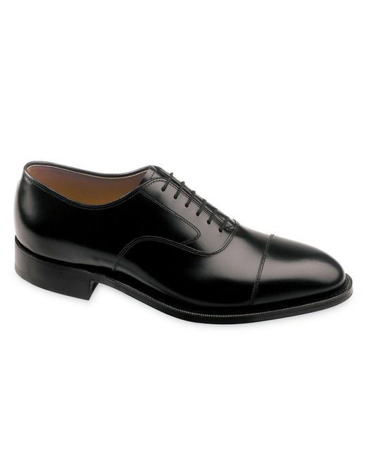 Johnston & Murphy | Purple Shoes, Melton Cap Toe Oxfords for Men | Lyst