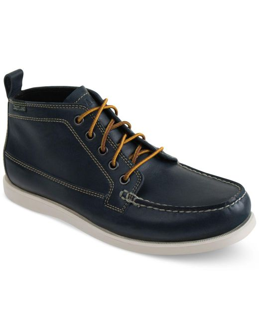 Eastland - Blue Seneca Boots for Men - Lyst