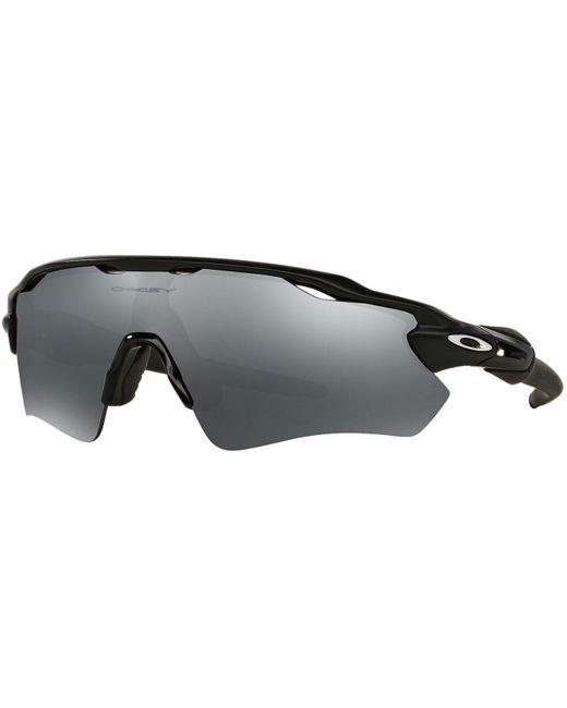 Oakley   Black Sunglasses, Oo9208 38 Radar Ev Path for Men   Lyst