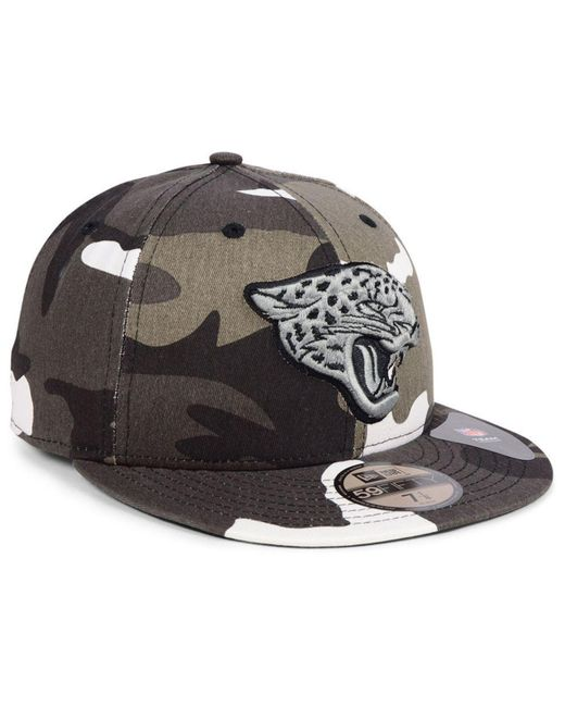 sports shoes f3bb6 5b7a0 ... KTZ - Multicolor Jacksonville Jaguars Urban Prism Pack 59fifty-fitted  Cap for Men - Lyst ...