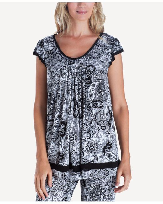 Ellen Tracy - Blue Yours To Love Top - Lyst