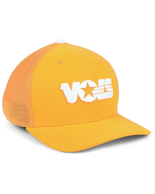 new arrivals 1a7f7 67e1f ... Nike - Orange Tennessee Volunteers Col Aro Swooshflex Cap for Men -  Lyst ...