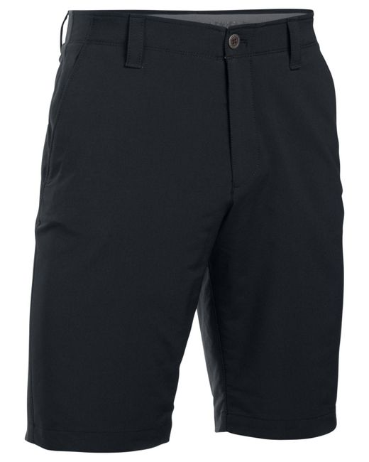 Under Armour | Black Match Play Shorts for Men | Lyst