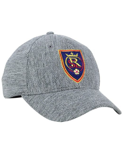 3a3972a48a5 ... Adidas - Gray Real Salt Lake Penalty Kick Flex Cap for Men - Lyst ...
