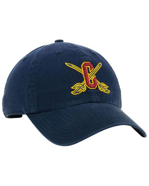 b94a22a9305b6 ... reduced 47 brand blue cleveland cavaliers mash up clean up cap for men  lyst 5dd89 73731