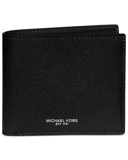 Michael Kors | Gray Harrison Slim Rfid Billfold for Men | Lyst