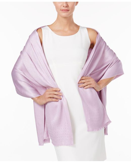 INC International Concepts - Purple I.n.c. Gemstone Wrap, Created For Macy's - Lyst