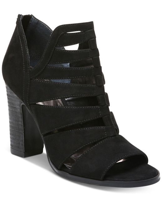 Carlos By Carlos Santana - Black Solera Dress Sandals - Lyst