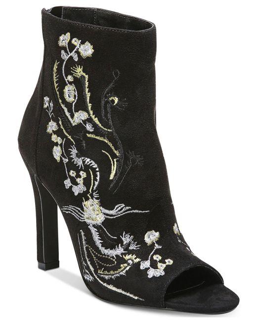 Carlos By Carlos Santana | Black Rachelle Boots | Lyst