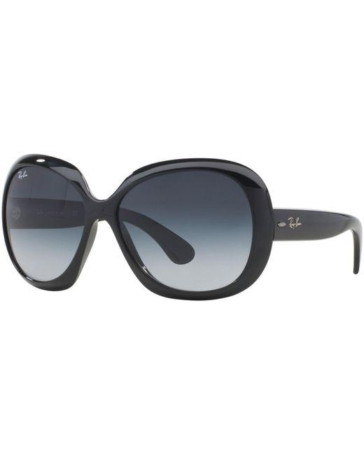 Ray-Ban Gray Sunglasses, Rb4098 Jackie Ohh Ii