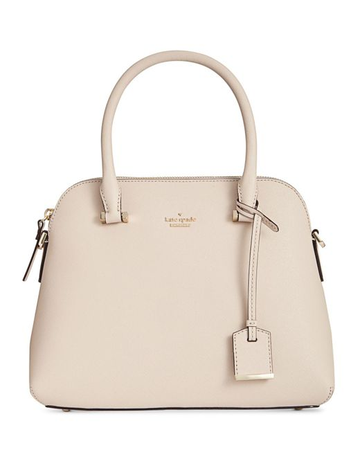 Kate Spade - Natural Cameron Street Maise Satchel - Lyst