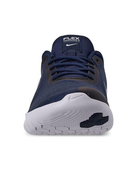 98f3dc204764 ... Nike - Blue Flex Experience Rn 8 Running Sneakers From Finish Line for  Men - Lyst ...