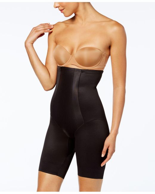 Miraclesuit - Natural Extra Firm Control Shape With An Edge High Waist Thigh Slimmer 2709 - Lyst