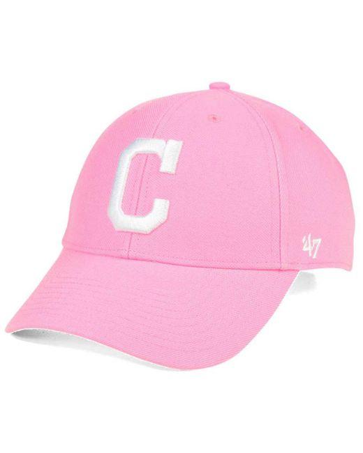 47 Brand - Pink Series Cap - Lyst