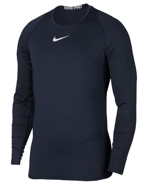 Nike - Blue Men's Dri-fit Training Shirt for Men - Lyst