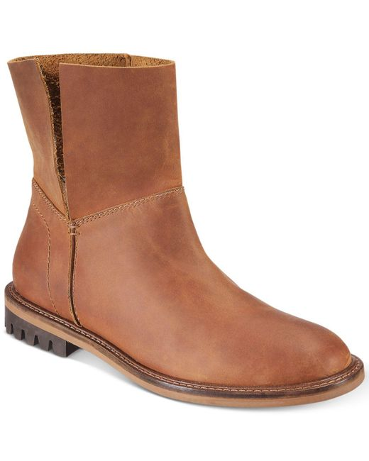 Kelsi Dagger Brooklyn | Brown Borough Boots | Lyst