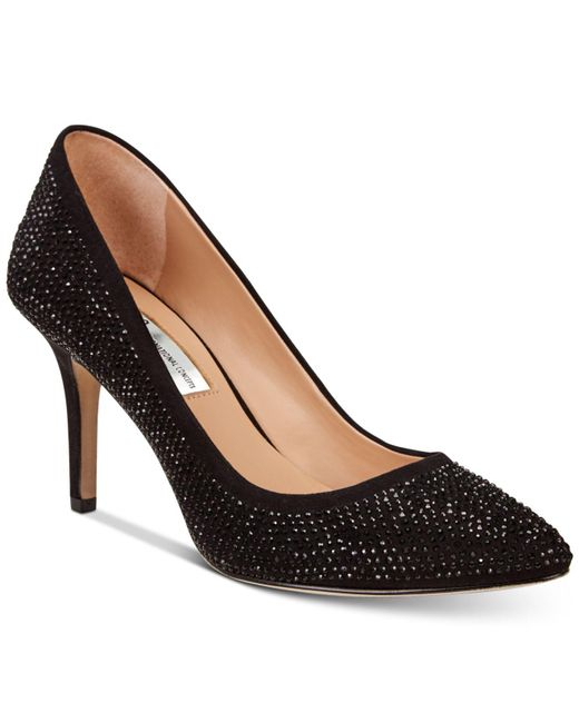 INC International Concepts - Black Zitah Evening Pumps - Lyst