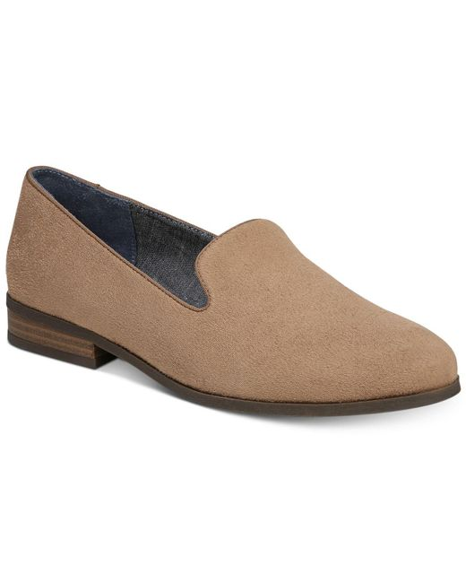 Dr. Scholls - Brown Emperor Smoking Flats - Lyst