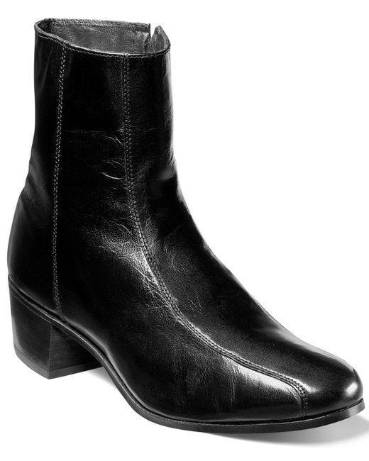 Florsheim - Metallic Shoes, Duke Bike Toe Ankle Boots for Men - Lyst