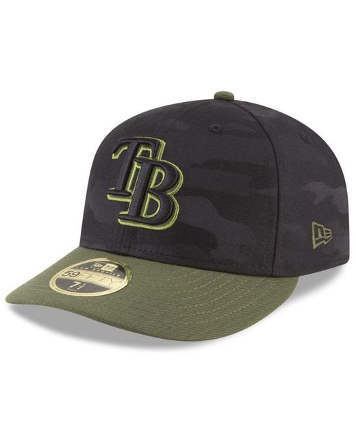huge discount d40d2 edf21 ... new era 20229384 59fifty cap 2f7aa 774b5  uk lyst ktz tampa bay rays  memorial day low profile 59fifty fitted 3f9cc e7a25