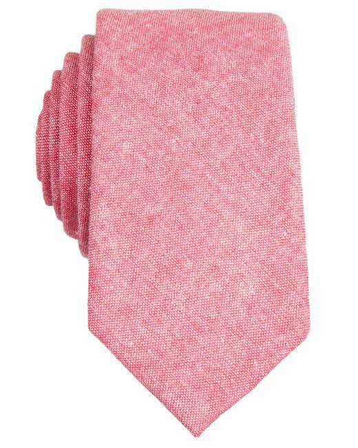 Original Penguin | Pink Tie, Lolita Solid Tie for Men | Lyst