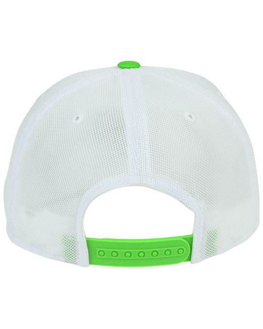 829ee4562f7 ... Adidas - Green Seattle Sounders Fc 2tone Snapback Cap for Men - Lyst