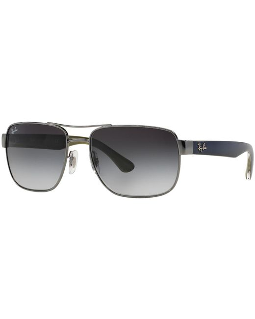 Ray-Ban - Metallic Sunglasses, Rb3530 58 for Men - Lyst