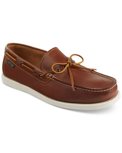 Eastland | Brown Men's Yarmouth 1955 Boat Shoes for Men | Lyst