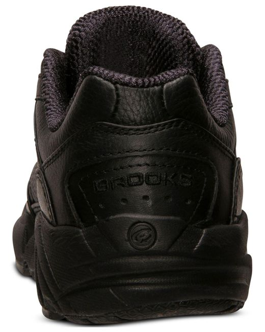 d5f7f6d50ad35 ... Lyst Brooks - Black Women s Addiction Walker Casual Sneakers From Finish  Line ...