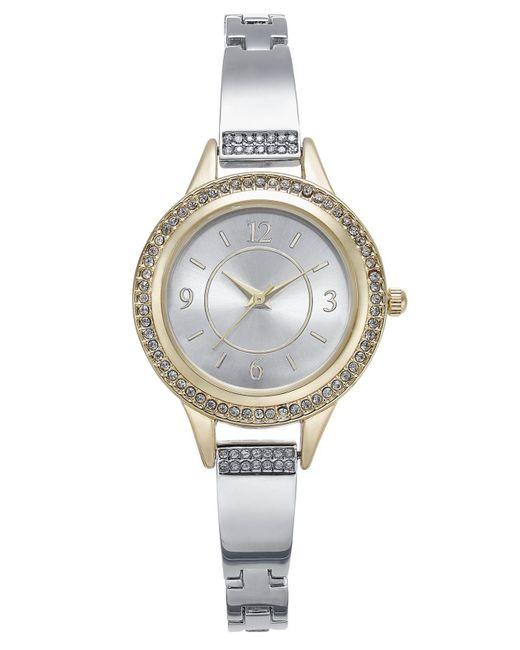Charter Club   Metallic Women's Gold-tone Bracelet Watch 32mm   Lyst