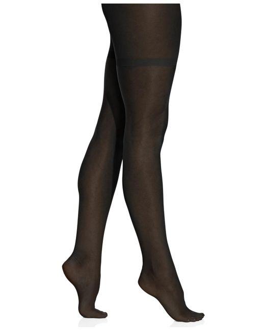 Calvin Klein | Black Slimmer Longline Sheers 1750k74f | Lyst