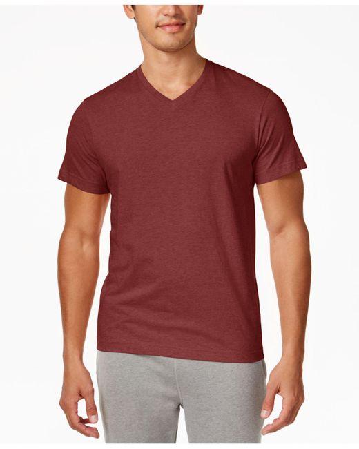 Alfani - Red Men's V-neck Undershirt, Only At Macy's for Men - Lyst