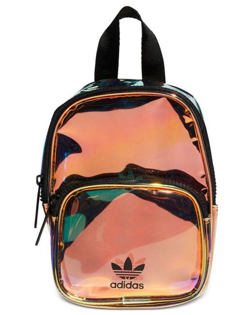 420a40c56763 ... Adidas - Multicolor Originals Iridescent Mini-backpack - Lyst ...