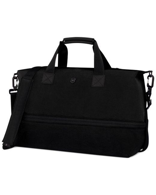 Victorinox   Black Werks Traveler 5.0 Carryall Drop Bottom Tote   Lyst