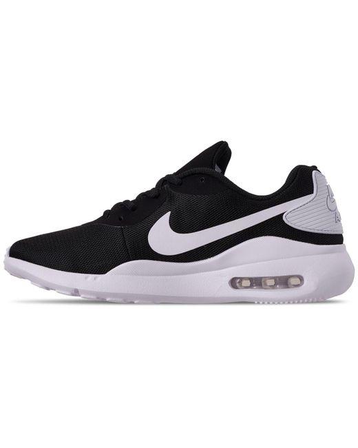71f922f14323 Nike Air Max Oketo Shoe in Black for Men - Save 1% - Lyst
