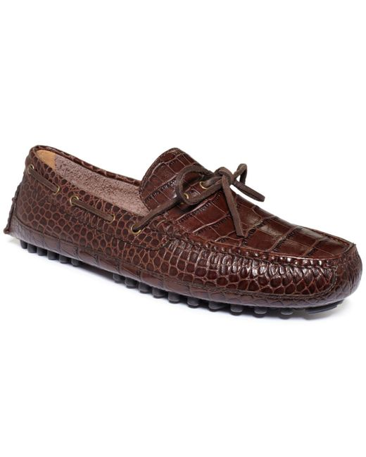 Cole Haan | Brown Grant Canoe Camp Moc Shoes for Men | Lyst