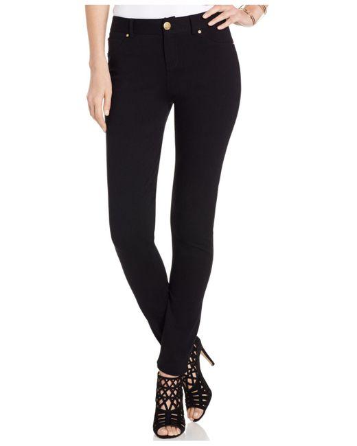 INC International Concepts - Black Five-pocket Skinny Pants - Lyst