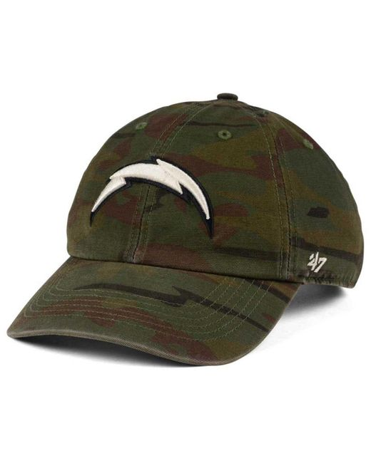 ea29e54fc 47 Brand - Green Regiment Clean Up Cap for Men - Lyst ...
