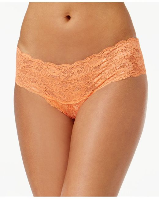 Cosabella - Orange Never Say Never Hottie Cheeky Hot Pants Never07zl - Lyst