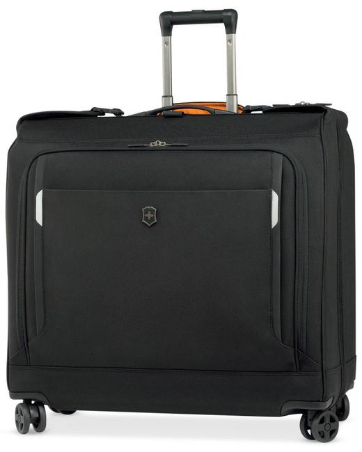 Victorinox - Black Werks Traveler 5.0 Dual Caster Spinner Garment Bag for Men - Lyst