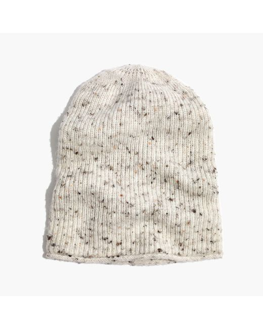 Madewell | Multicolor Donegal Kent Beanie | Lyst