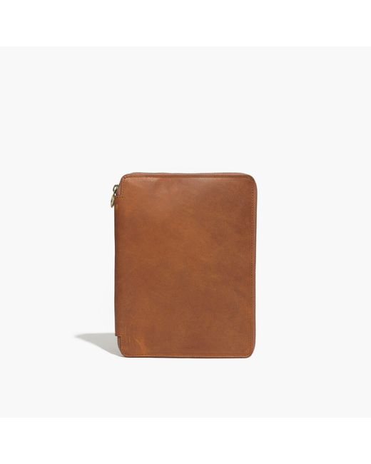 Madewell   Multicolor The Leather Ipad® Case   Lyst