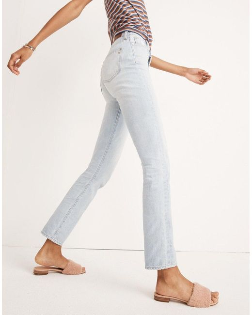 c9d609a4990 ... Madewell - Multicolor The Perfect Summer Jean In Fitzgerald Wash - Lyst  ...