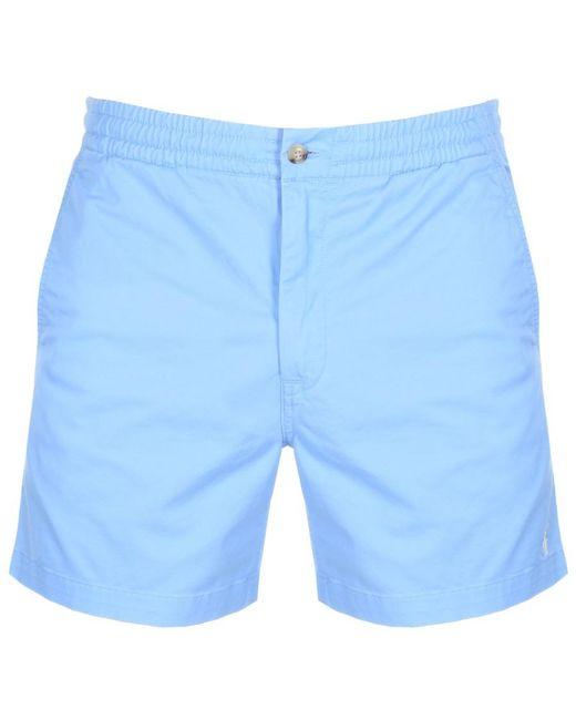 Ralph Lauren - Classic Fit Shorts Blue for Men - Lyst