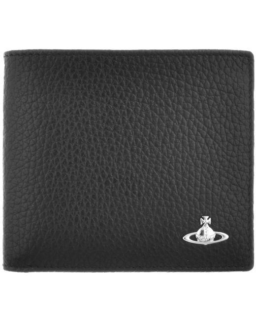 Vivienne Westwood | Leather Wallet Black for Men | Lyst