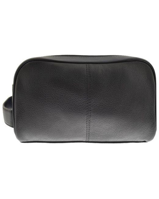 Ted Baker - Dodger Wash Bag Black for Men - Lyst